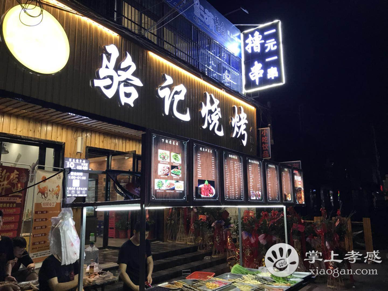 骆记烧烤(学院店)