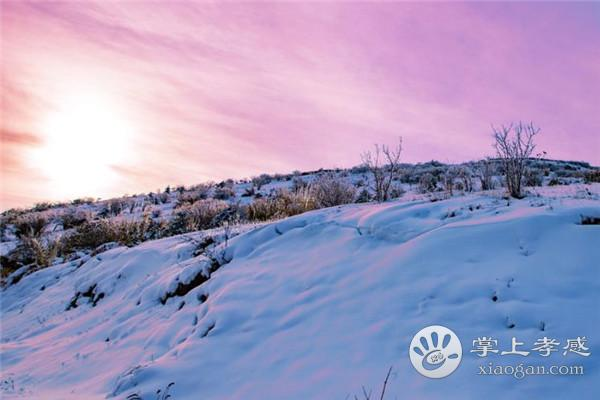 孝感人冬天不可错过的景观盘点!孝感人这个冬天可以看到的美景有……