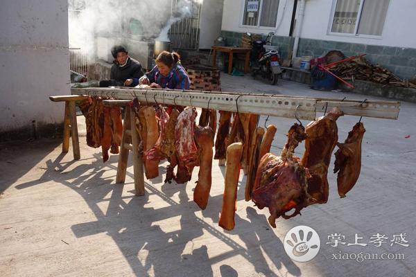 孝感人为什么要在冬至之后熏腊肉?孝感人熏腊肉的时候有什么小技巧?