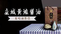 应城黄滩酱油
