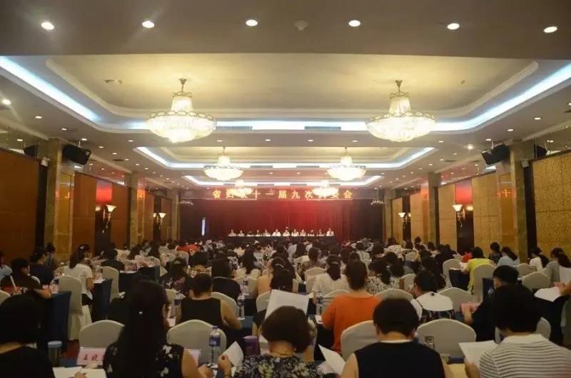 孝感市两名女性被选为女性代表将参加中国妇女第十二次全国代表大会!快来看看到底是谁吧![图1]