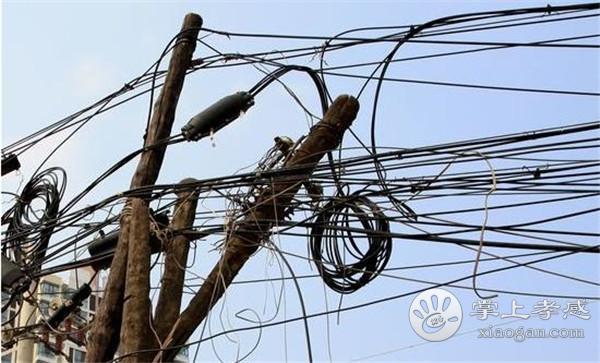 汉川市开展泵站河沿线通信线路专项整治[图1]