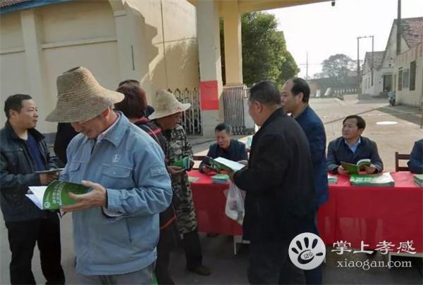 安陆市开展世界粮食日宣传活动[图2]