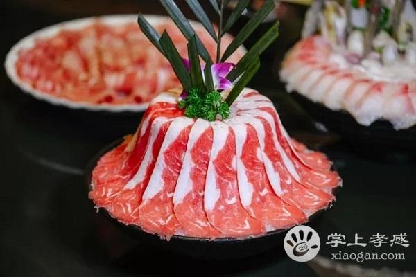 吃火锅的精髓你们get到了吗?孝感美女带你去吃美味的小肥羊!