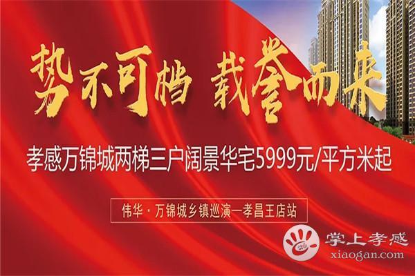 孝感伟华·万锦城乡镇巡演活动即将启幕[图2]