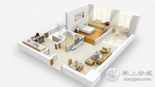 孝感人知道套内建筑面积是什么吗?买房时面积分别代表什么意思?[图3]