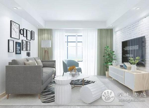 中商百货旁宇济文化广场 中装4居160.34平 可做办公居家一体员工宿舍 2700元/月
