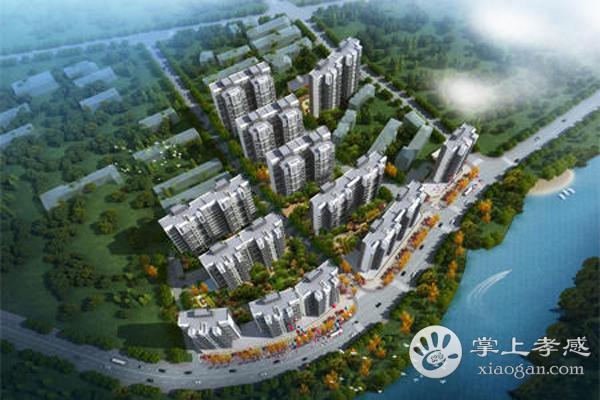 黄香小学学区房 御景水岸毛坯 73万出售 3室2厅1卫 99平米