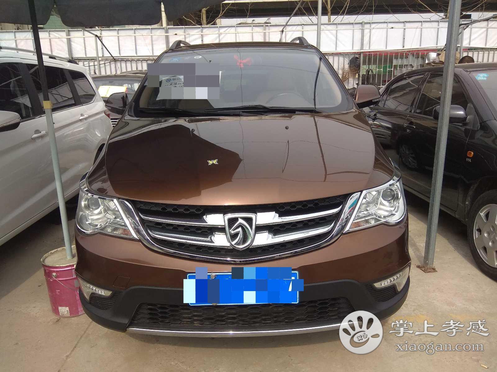 宝骏 730 2014款 1.5L 手动豪华型 4.78万