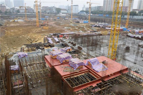 3月看房日记:润达王府井广场建至地面3层以上