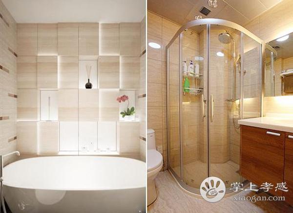 孝感卫生间装修究竟做淋浴好还是浴缸好?孝感卫生间做泡澡的浴缸好不好?[图4]