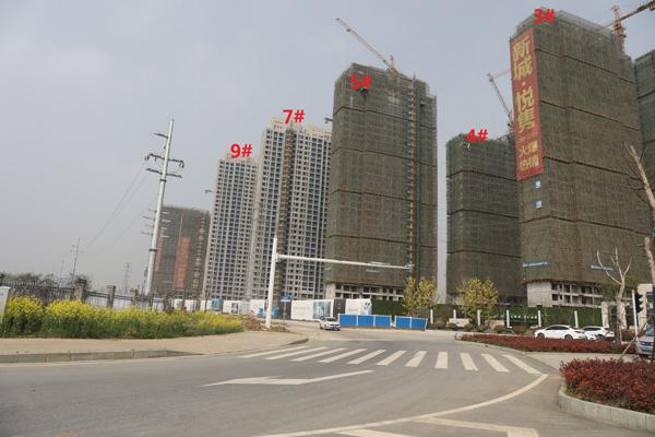 孝感新城悦隽有哪些热销楼栋?孝感新城悦隽的楼栋进度怎么样?