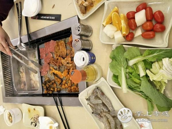 秦韩宫海鲜烤肉火锅自助餐厅