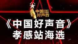 2019中国好声音孝感站海选