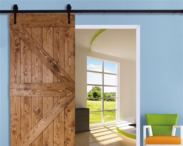 孝感人厨房吊轨门要注意什么?孝感人厨房安装吊轨门注意事项介绍