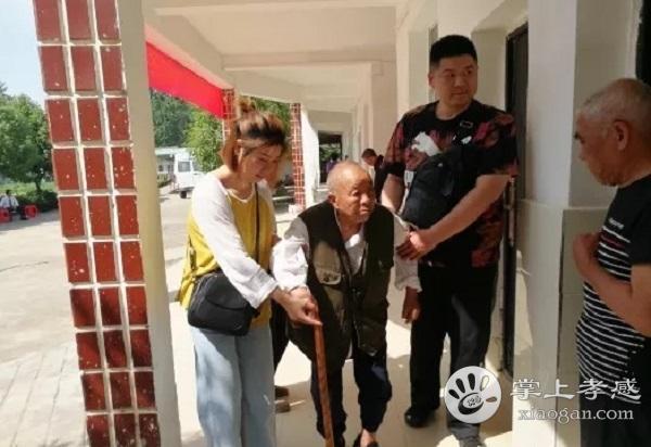 汉川公益小天使到庙头镇农村福利院送爱心[图3]
