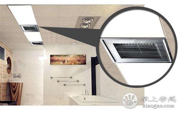 孝感卫生间装修是选择浴霸还是选择暖风?孝感新房卫生间装修风暖好还是灯暖好?[图2]