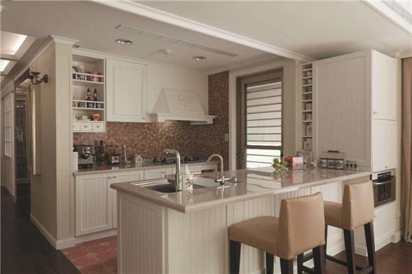 孝感开放式厨房应该怎么装修?开放式厨房装修应该注意什么?