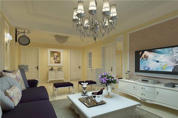 湾流汇 3室2厅1卫 89平米 80万 豪华装修