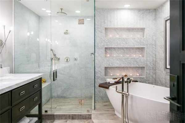 孝感装修卫生间该不该装淋浴房?孝感装修新房卫生间有没有必要装淋浴房?