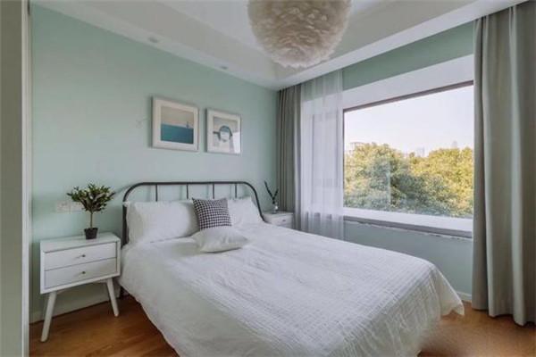 孝感装修客厅墙面用什么颜色的乳胶漆好?墙面什么颜色好看?