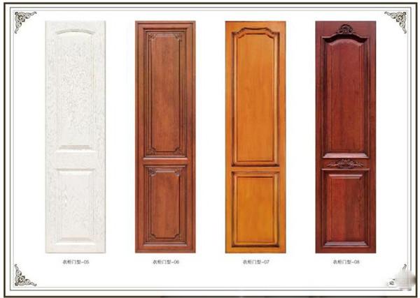 孝感装修衣柜如何选择柜门材质?衣柜门材质选择什么好?