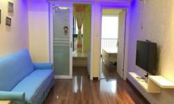 铜雀台首租,精致2室2厅60平,大空调,全屋暖气,拎包住 1900元/月