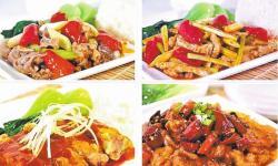 千旺客中式快餐