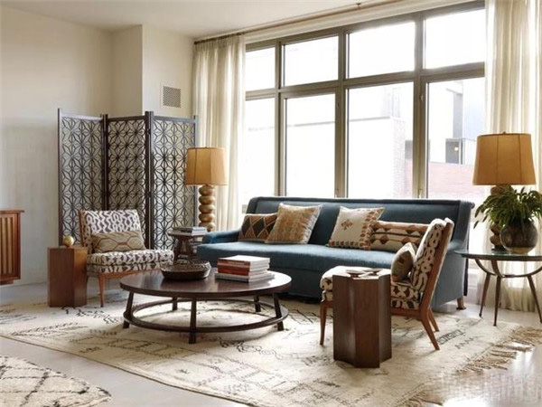 孝感装修如何融合窗帘颜色和环境颜色?窗帘和家中的色彩搭配介绍!
