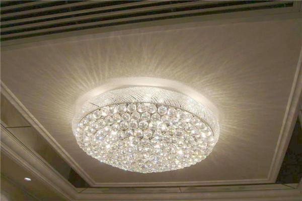 孝感新房装修应该怎么选购水晶灯?选购水晶灯小技巧一览!