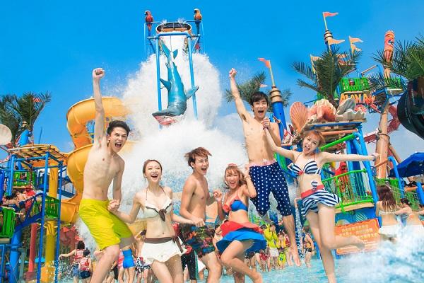 孝感爱琴海水上乐园有哪些配套服务?爱琴海水上乐园设施一览