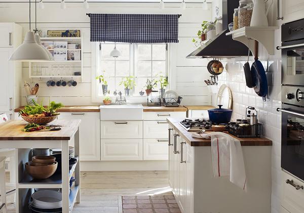 孝感厨房装修选择什么材质窗帘好?厨房窗帘材质介绍