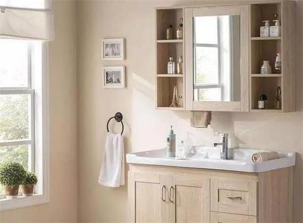 孝感卫生间装修如何选择镜柜?卫生间镜柜选购注意事项