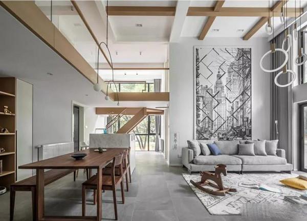孝感复式房楼梯装修扶手材质哪种好?复式房楼梯款式材质选择!