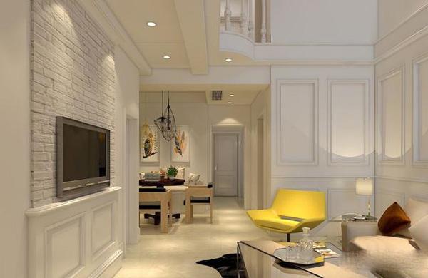 宇济商贸城86平简装房 两室两厅一卫 1000元/月