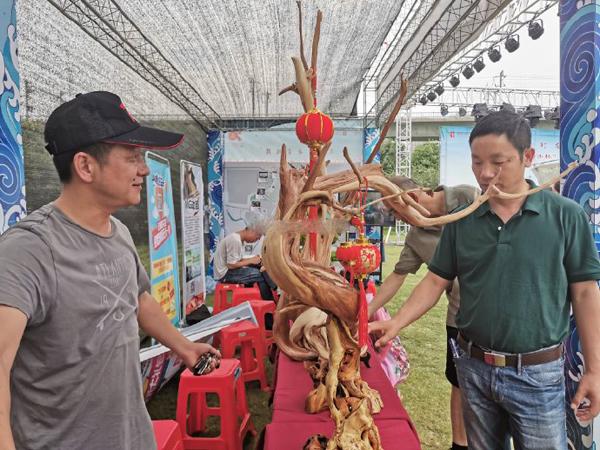 孝感农博会助力第十一届湖北省龙舟大赛