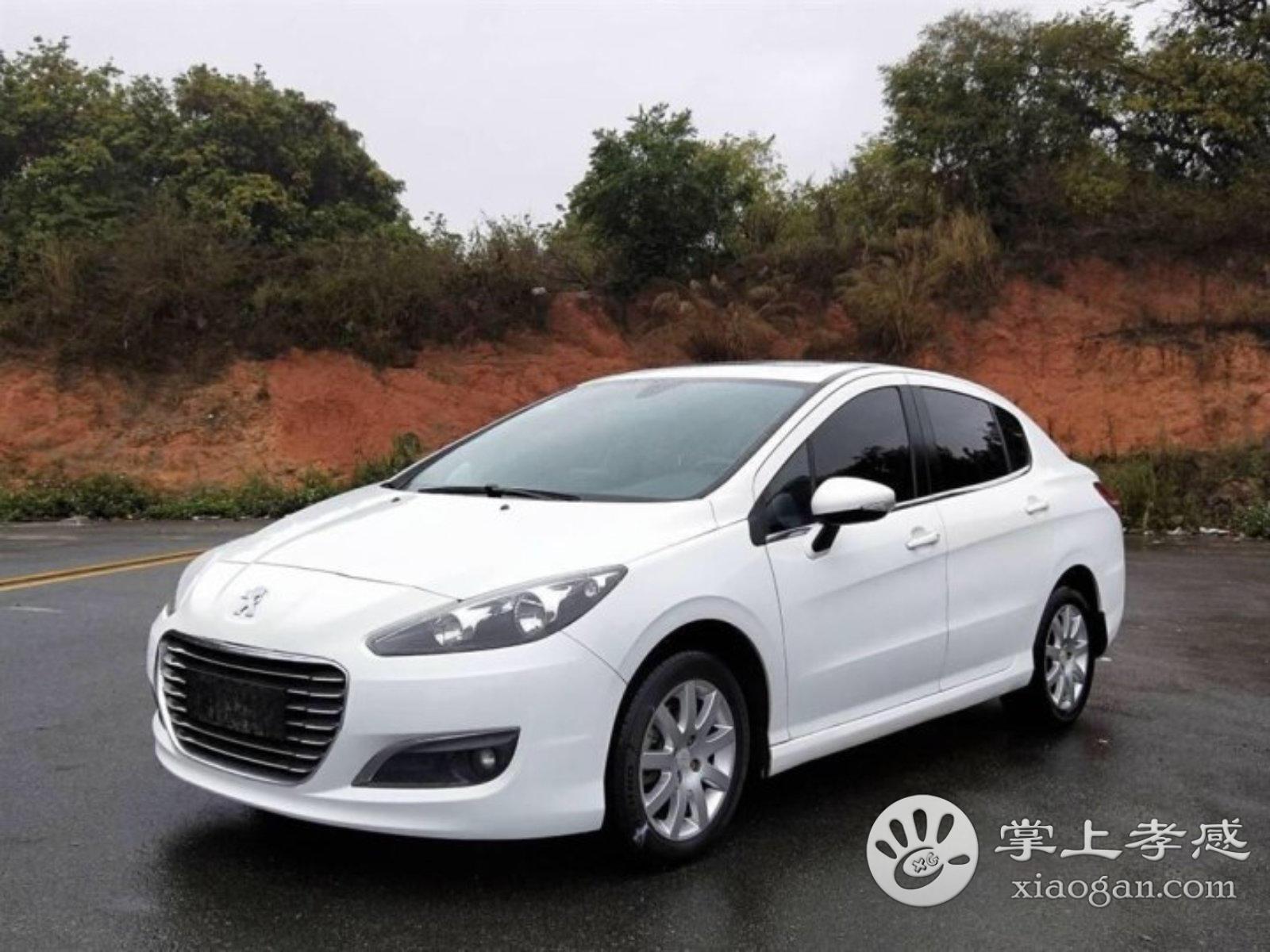 標致 308 2012款 1.6L 自動優尚型 3萬
