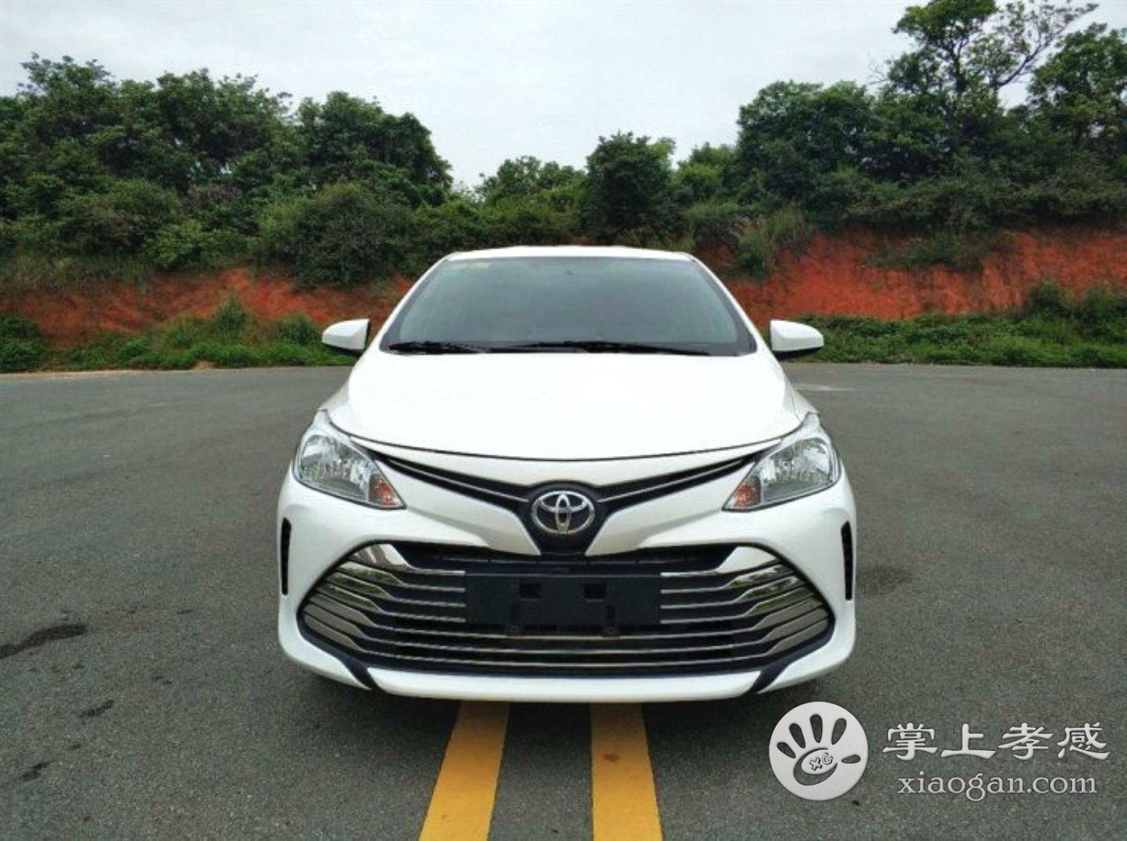 豐田 威馳 2014款 1.5L 自動智臻版 4.8萬