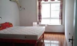 西城家园100平精装房 两室两厅一卫 1600元/月