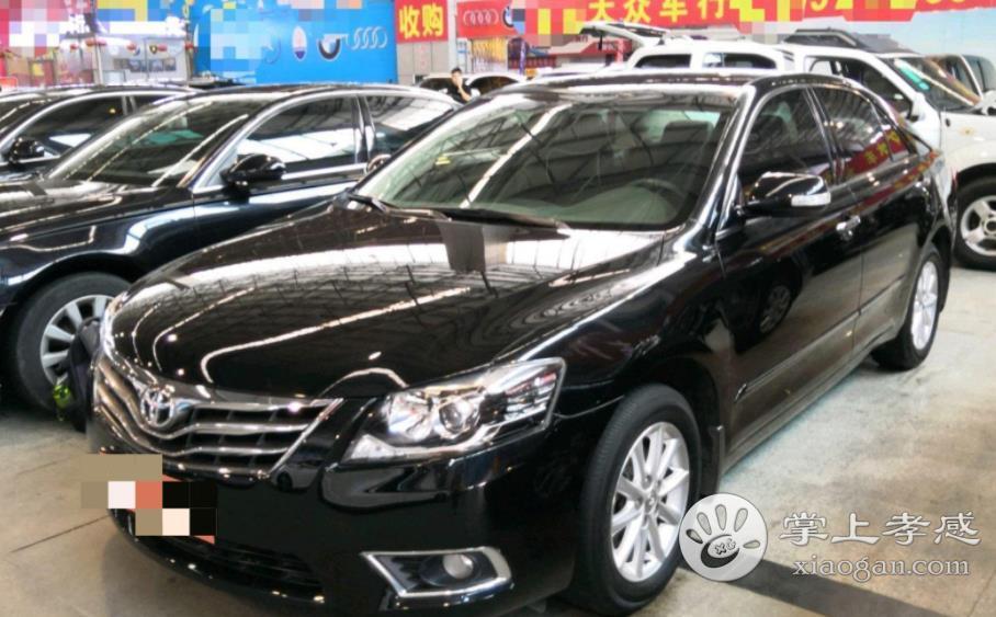 丰田 凯美瑞 2013款 200E 经典精英版 8.62万
