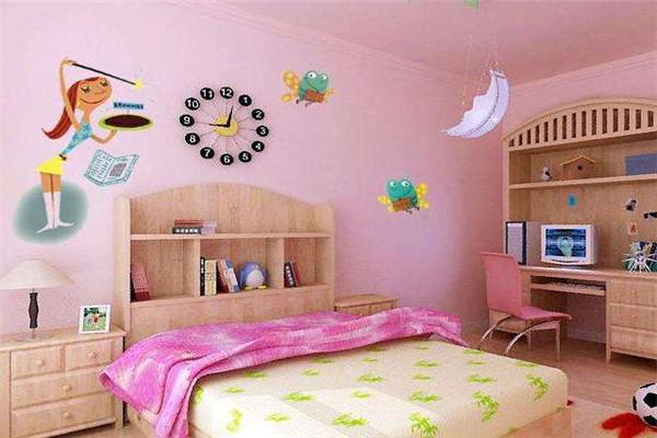 孝感儿童房装修彩绘好不好?孝感儿童房彩绘装修需要注意哪些问题?