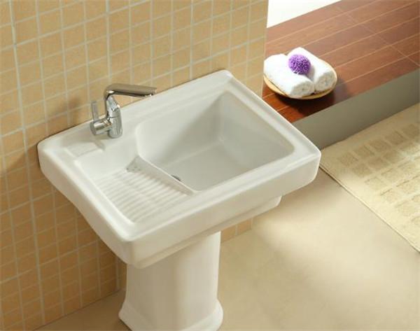 孝感阳台设计洗衣池用什么材质好?阳台洗衣池材质介绍