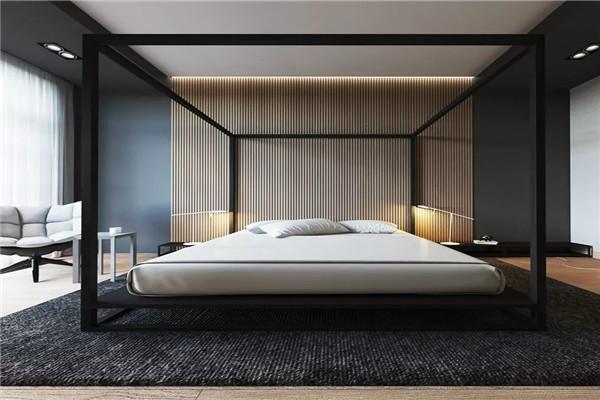 孝感卧室背景墙应该如何设计?什么样的卧室背景墙比较好看?