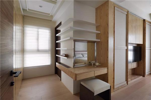 孝感新房装修可以怎么设计多功能衣柜?设计多功能衣柜应该注意什么?