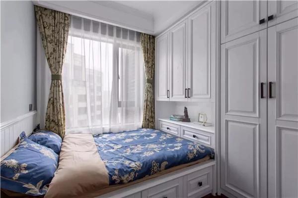 孝感小户型房应该怎么设计衣柜?小户型房适合什么样的衣柜?