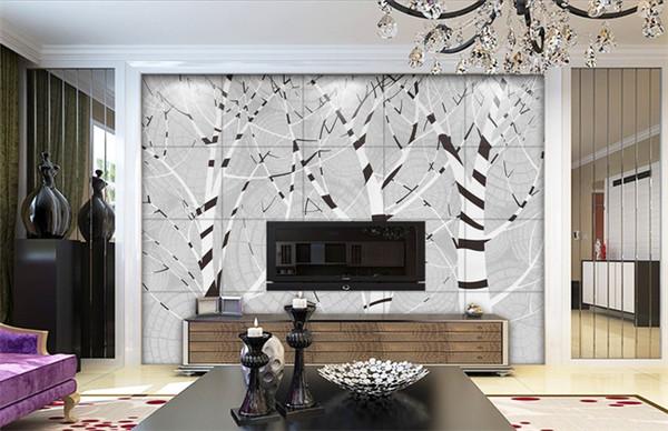 孝感新房装修如何设计手绘电视背景墙?手绘电视背景墙设计技巧一览