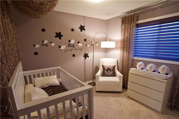 孝感婴儿房装修应该怎么做?婴儿房装修需要注意什么?