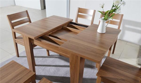 孝感餐厅选购可伸缩餐桌要注意什么?选购可伸缩餐桌的注意事项一览