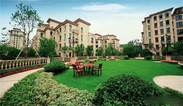 清华园88平精装房 两室两厅一卫 1600元/月