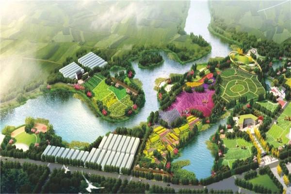 孝感云梦十月生态农场在哪里?孝感云梦十月生态农场自驾怎么去?